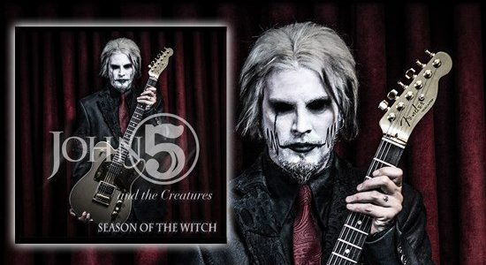 ROB ZOMBIE Guitarist JOHN 5 To Release 'Season Of The Witch' Album In March