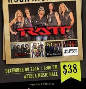 Video: BOBBY BLOTZER's RATT Performs In Amarillo, Texas