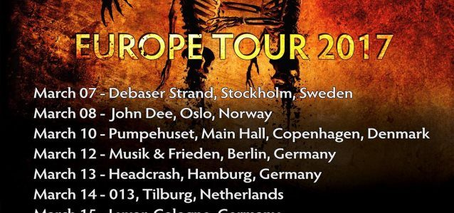 JOEY JORDISON's VIMIC Announces European Tour