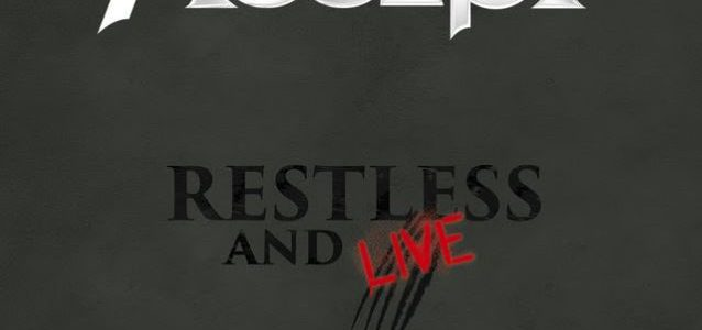 ACCEPT: 'Fast As A Shark' Performance Clip From 'Restless And Live' DVD And Blu-Ray