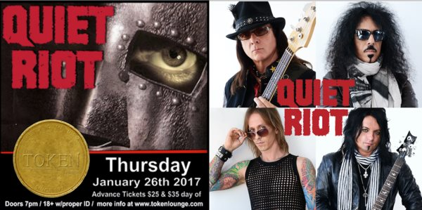 New QUIET RIOT Lineup Performs In Westland, Michigan (Video)