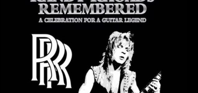 JUDAS PRIEST, SKID ROW, Ex-QUIET RIOT, WHITESNAKE Members Take Part In Fourth Annual 'Randy Rhoads Remembered' (Video)