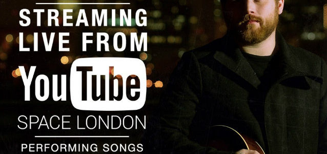 Video: ASKING ALEXANDRIA Singer Performs Solo Material At YouTube Space London