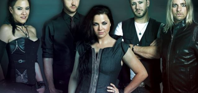 JEN MAJURA Is Thankful To Be Part Of EVANESCENCE