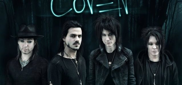 NEON COVEN Feat. ADLER Frontman JACOB BUNTON: 'Risen' EP Out Now