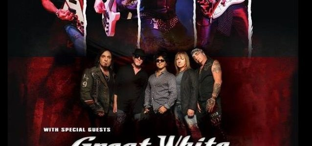 Reunited RATT Plays First Official Comeback Concert In Minnesota (Video)