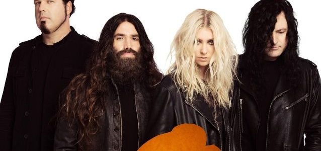 THE PRETTY RECKLESS To Perform On Tonight's 'Conan'