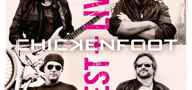 Video: CHICKENFOOT Performs DEEP PURPLE's 'Highway Star'
