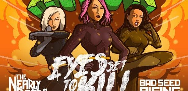 EYES SET TO KILL Releases 'Break' Single, Announces New Lineup
