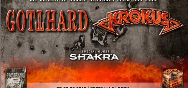 Video: KROKUS Performs In Dübendorf, Switzerland
