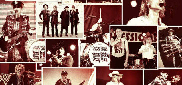CHEAP TRICK Joins Forces With PledgeMusic For 'We're All Alright!' Album