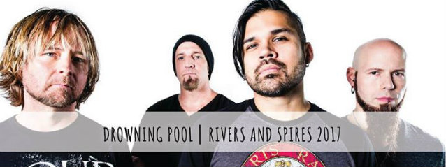 DROWNING POOL Plays First Show With Singer JOEY DUENAS (Video)