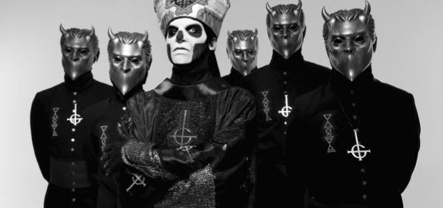 TOBIAS FORGE (a.k.a. PAPA EMERITUS): 'GHOST Was Never Formed As A Band'