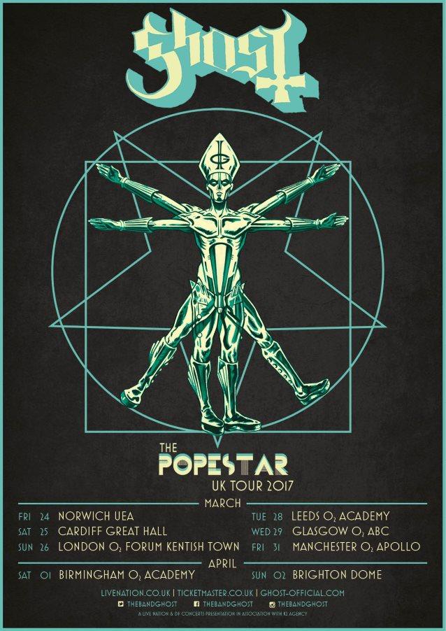 European Popestar Tour