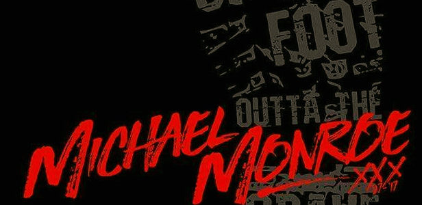 Video: MICHAEL MONROE Performs New Song 'One Foot Out Of The Grave' On 'The Voice Of Finland'