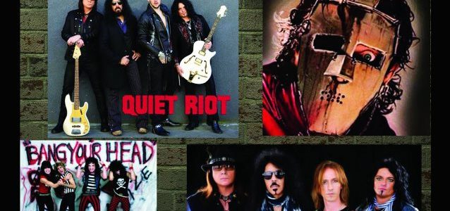 Video: New Lineup Of QUIET RIOT Performs In West Palm Beach, Florida