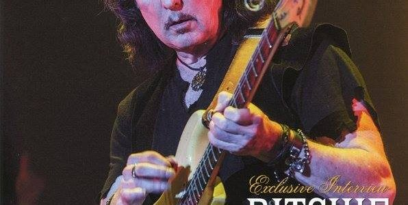 RITCHIE BLACKMORE's Reactivated RAINBOW Is Recording New Music