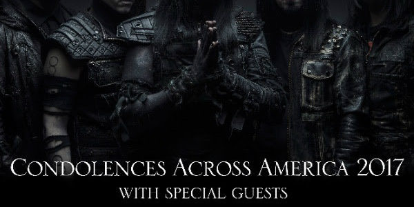 WEDNESDAY 13 Announces U.S. Tour With ONCE HUMAN, GABRIEL AND THE APOCALYPSE