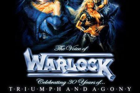DORO PESCH To Celebrate 30th Anniversary Of WARLOCK's 'Triumph And Agony' Album On U.S. Tour