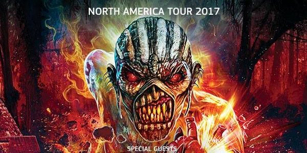 Watch IRON MAIDEN's Entire San Antonio Concert