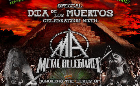 METAL ALLEGIANCE To Pay Tribute To LEMMY KILMISTER, CLIFF BURTON At METAL MAYA Festival