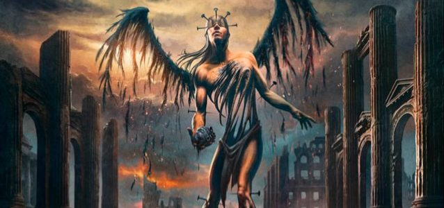 NOCTURNAL RITES: 'Phoenix' Album Artwork Revealed; 'Before We Waste Away' Lyric Video Available