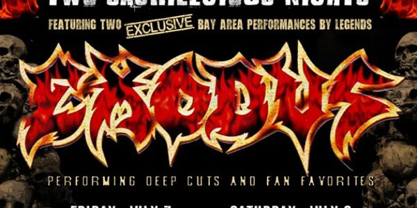 ROB DUKES Says It Will Be 'Fun' Performing With EXODUS Again