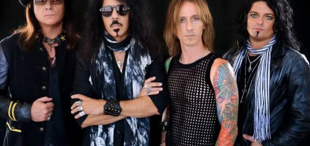 Former QUIET RIOT Singer SEANN NICOLS Says FRANKIE BANALI Was 'A Nightmare To Work With'