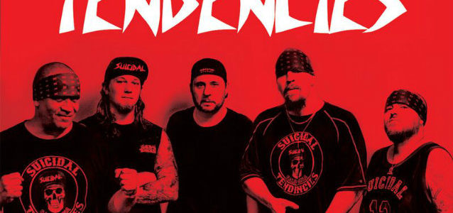 Watch SUICIDAL TENDENCIES' Entire Moscow Concert