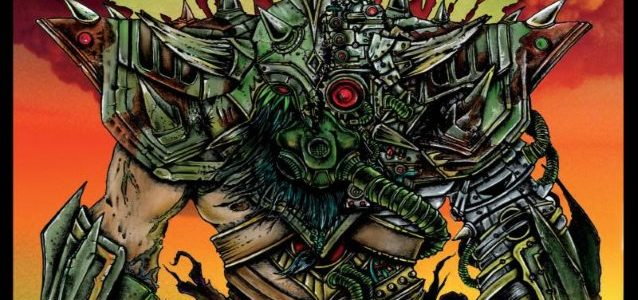 WARBEAST: New Song 'Maze Of The Minotaur' Available For Streaming