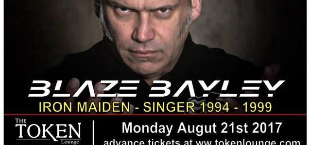 BLAZE BAYLEY: Quality Video Footage Of Westland, Michigan Performance