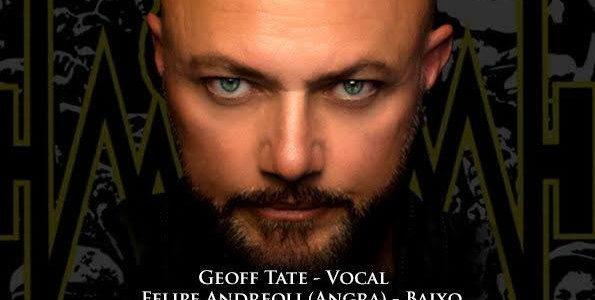 Watch GEOFF TATE Perform QUEENSRŸCHE Classics In São Paulo, Brazil
