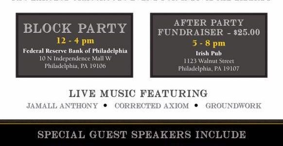ALL THAT REMAINS Singer To Speak At 'Philly End The Fed Block Party!'