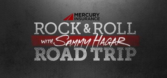 DAVE GROHL, ROGER DALTREY To Guest On Third Season Of SAMMY HAGAR's 'Rock & Roll Road Trip'