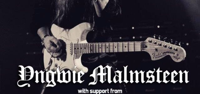 Watch YNGWIE MALMSTEEN Perform In London