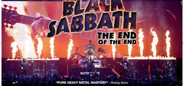 BLACK SABBATH's Final Concert To Get SHOWTIME Premiere