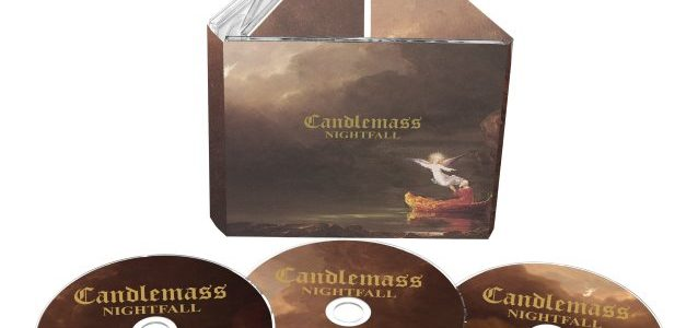 CANDLEMASS: 30th-Anniversary Edition Of 'Nightfall' Due Next Month
