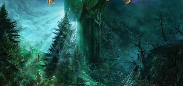 ENSIFERUM Releases New Song 'King Of Storms'