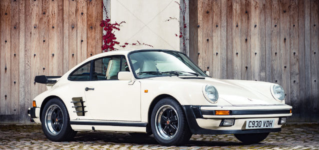 JUDAS PRIEST Guitarist GLENN TIPTON Puts Porsche 911 Up For Auction For Turbo Lovers