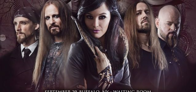 XANDRIA Cancels U.S. Tour, Announces Stand-In Singer For European Shows