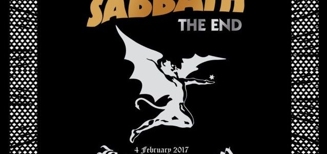 Watch BLACK SABBATH Perform 'Paranoid' From 'The End' Blu-Ray, DVD