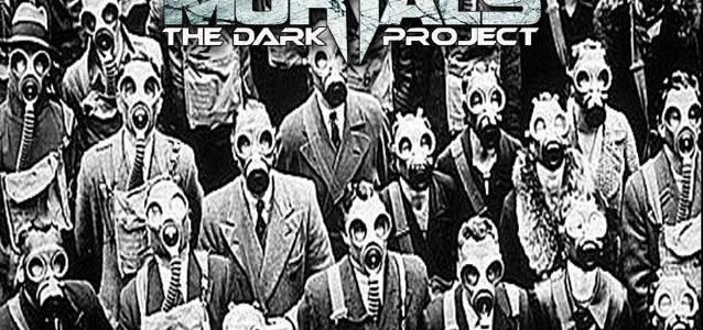 FRAGILE MORTALS Feat. Ex-EXODUS Frontman ROB DUKES, DARRYL 'DMC' MCDANIELS: More 'The Dark Project' Album Details