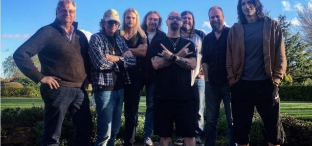 JUDAS PRIEST's New Album Contains 'Some Real Classic Moments,' Says Producer ANDY SNEAP