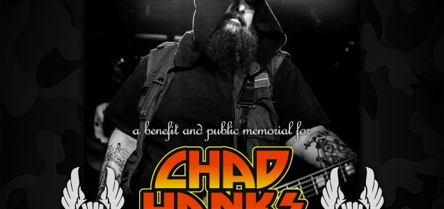 AMERICAN HEAD CHARGE Bassist CHAD HANKS Dead At 46