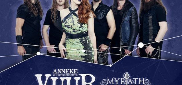 EPICA Releases 'Consign To Oblivion' Performance Video