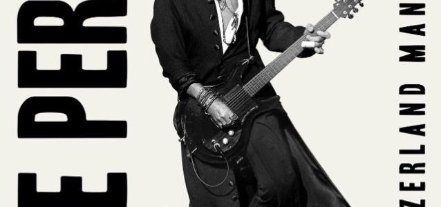 JOE PERRY's 'Sweetzerland Manifesto' Album To Feature Guest Appearances By JOHNNY DEPP, ROBIN ZANDER