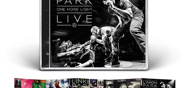 LINKIN PARK: Trailer For 'One More Light Live' Album