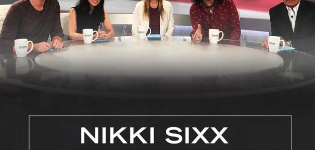 NIKKI SIXX Talks Glorification Of Drugs In Rock Music: 'A Lot Of People Don't Wanna Stop The Money Train'