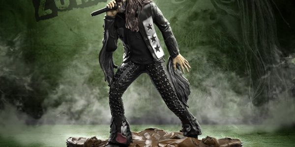 ROB ZOMBIE Rock Iconz Statue Due In February/March