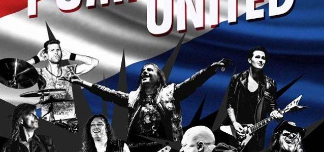 HELLOWEEN: Fan-Filmed Video Footage Of 'Pumpkins United' Concert In Tilburg